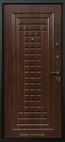 Дверь с терморазрывом DR295