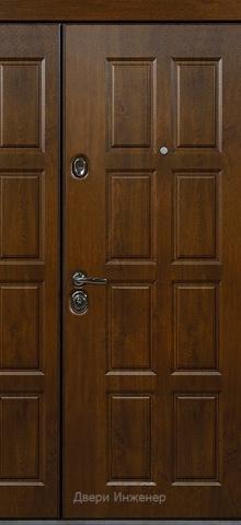 Двустворчатая дверь DR411