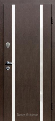 Дверь с молдингом DR196