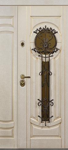 Дверь с терморазрывом DR453