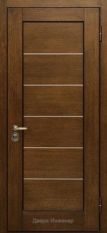 Дверь с молдингом DR192