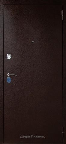 Порошковая дверь DR214