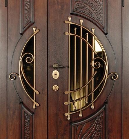 Парадная дверь DR377
