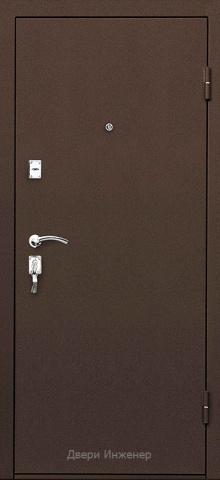 Порошковая дверь DR223