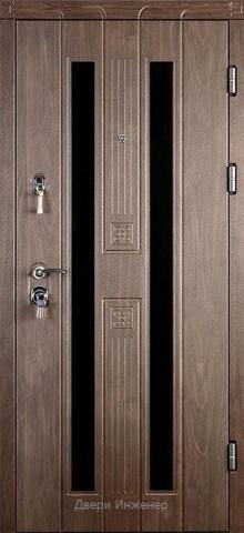 Дверь с молдингом DR201