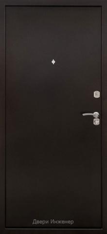 Порошковая дверь DR415
