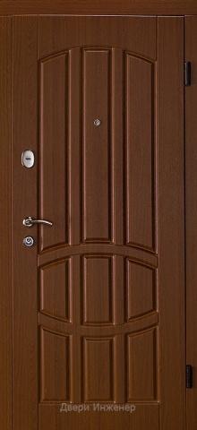 Дверь с терморазрывом DR300