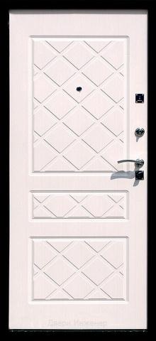 Дверь с терморазрывом DR452