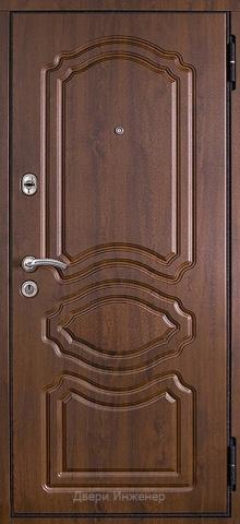 Дверь с терморазрывом DR301