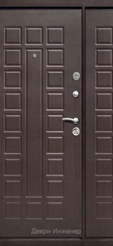 Двустворчатая дверь DR405