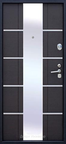 Дверь с молдингом DR199