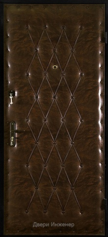 Дверь с молдингом DR185