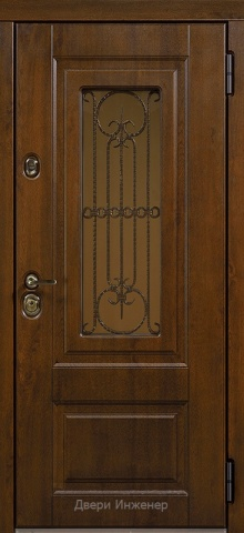 Дверь с терморазрывом DR444