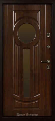 Дверь с терморазрывом DR443