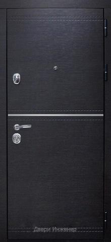 Дверь с молдингом DR202