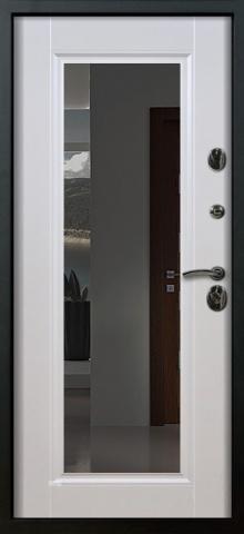 Дверь с ковкой DR268
