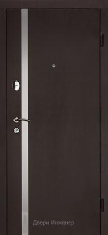 Дверь с терморазрывом DR333