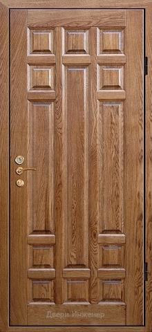 Дверь с молдингом DR189