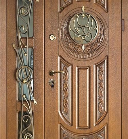 Парадная дверь DR385